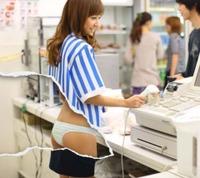 可愛いコンビニ店員 エロ